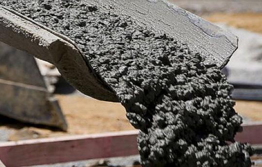 Виды бетонов протравка цементной штукатурки раствором что это