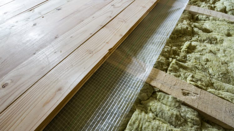 How to Insulate Shed Floor