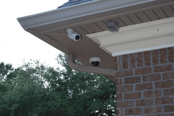 Security Camera Placement Outside