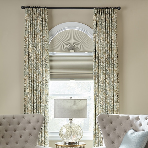 Bella View Prestige Blackout Cellular Shades