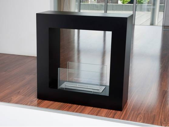 Bio-fireplace MINSK Black