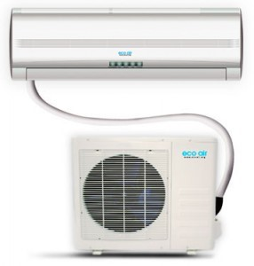 Easy fit split air conditioner